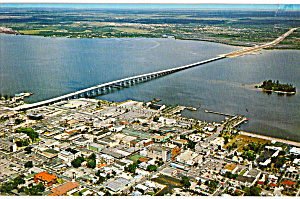 Caloosahatchee  River Bridge, Ft Myers, Florida (Image1)