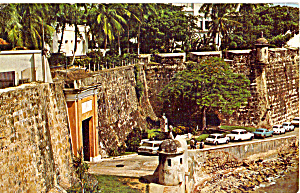 San Juan Gate, Old City, San Juan, Puerto Rico (Image1)