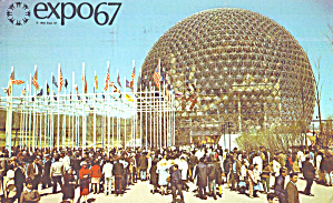 US Pavilion, EXPO 67, Montreal, Canada (Image1)