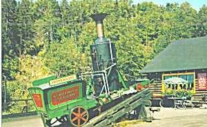 Mt Washington NH Old Peppersass  Cog Road Engine p30971 (Image1)