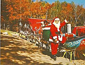 Santa s Sleigh Reindeer Santa s Workshop at Cascade CO p30984 (Image1)