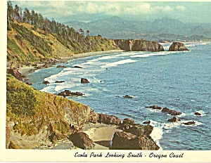 Oregon Coast, Ecola Park Looking Soouth (Image1)