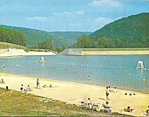 Galeton, Pennsylvania, Lyman Run Dam (Image1)