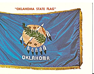 Oklahoma Stete Flag p31078 (Image1)
