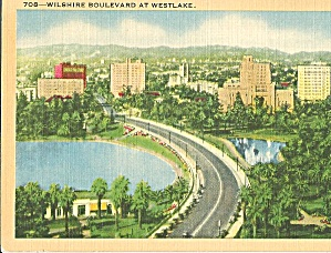 Wilshire Boulevard at Westlake Los Angeles CA p31116 (Image1)