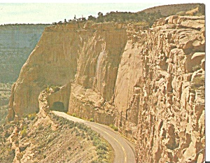 Colorado National Monument, Rim Rock Drive, Tunnel (Image1)