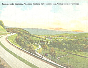 Pennsylvania Turnpike Bedford Interchange