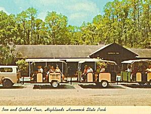 Sebring Florida Highlands Hammock State Park Tram p31132 (Image1)