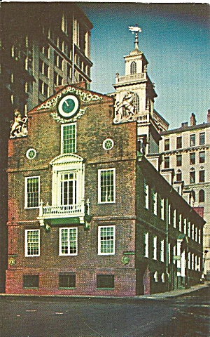 Boston Massachusetts Old State House p31164 (Image1)