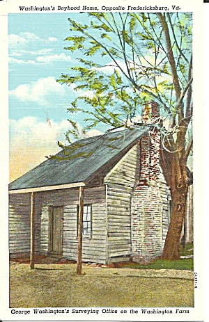 George Washington's Boyhood Home (Image1)