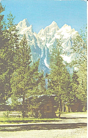 In the Tetons,  Grand Teton National Park (Image1)