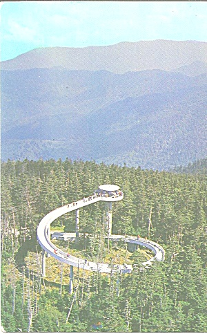 Observation Tower, Great Smoky Mountains National Park (Image1)