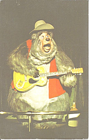 The Country Bear Jamboree Walt Disney World P31187