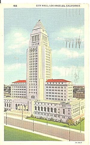City Hall Los Angeles Caliifornia p31189 (Image1)