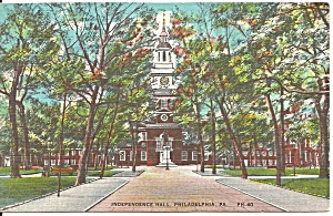 Philadelphia PA Independence Hall p31192 (Image1)