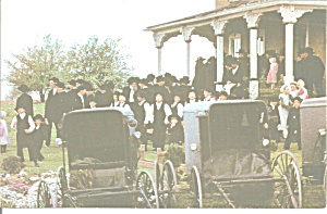 Amish Worship Gathering, Pennsylvania Amish Country (Image1)