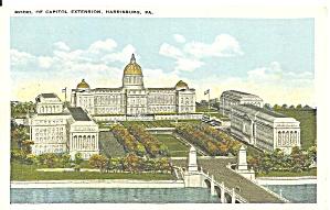 Model of Capitol Extension Harrisburg Pennsylvania p31236 (Image1)