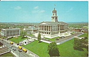 Nashville Tennessee State Capitol P31238