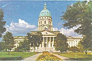 State Capitol, Topeka, Kansas (Image1)
