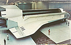 Shuttle Orbiter Mock Up (Image1)