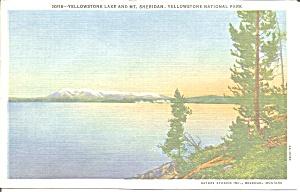 Yellowstone Lake Yellowstone National Park Wyoming p31279 (Image1)