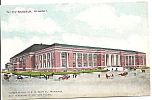 New Auditorium  Milwaukee Wisconsin p31289 (Image1)
