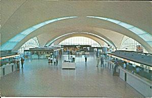 St Louis MIssouri  Airport Terminal Interior  p31291 (Image1)