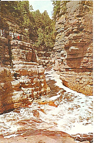 Hell S Gate Ausable Chasm New York P31307