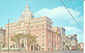Martinsburg, West Virginia, Berkeley County Court House (Image1)