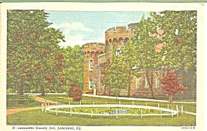 Lancaster Pennsylvania Lancaster County Jail p31323 (Image1)