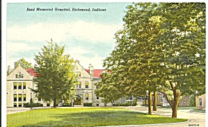Richmond, Indiana, Reid Memorial Hospital (Image1)