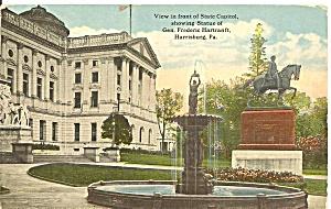 State Capitol, Harrisburg, Pennsylvania (Image1)
