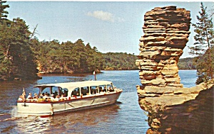 Wisconsin Dells Chimney Rock P31336