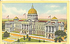 Pennsylvania State Capitol, Harrisburg (Image1)