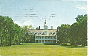 Bennington College, Bennington Vermont, Commons Building (Image1)