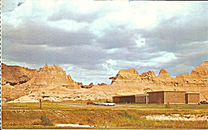 Badlands National Monument Headquarters Building Sd P31361