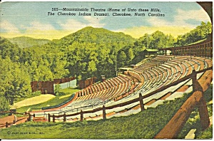 Cherokee, North Carolina, Mountainside Theatre (Image1)