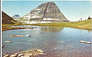 Glacier National Park, Wyoming, Alpine Lake (Image1)