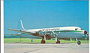 DC-6 Air Atlantique G-SIXC (Image1)