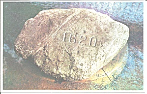 Plymouth, Massachusetts, Historic Plymouth Rock (Image1)