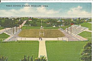 Souix City  Iowa Public School Stadium p31410 (Image1)