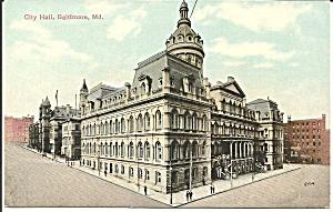 Baltimore  Maryland  City Hall p31414 (Image1)