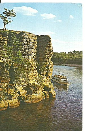Wisconsin Dells High Rock P31431