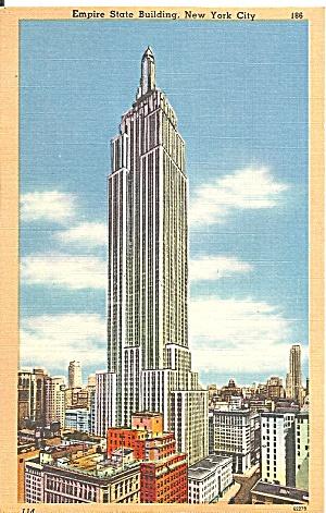 Empire State Building New York City New York p31456 (Image1)