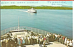 MV Tswawwassen and MV Sidney p31465 (Image1)