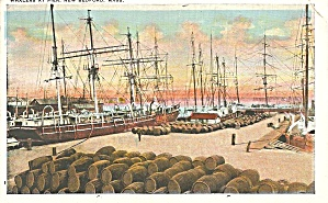 Whalers at Pier New Bedford Massachusetts p31477 (Image1)