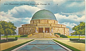 Adler Planetarium and  Terrazo Promenade Chicago IL p31478 (Image1)