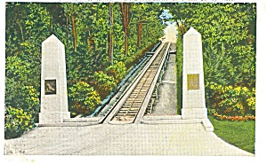 First Railway in United States Postcard p3147 (Image1)