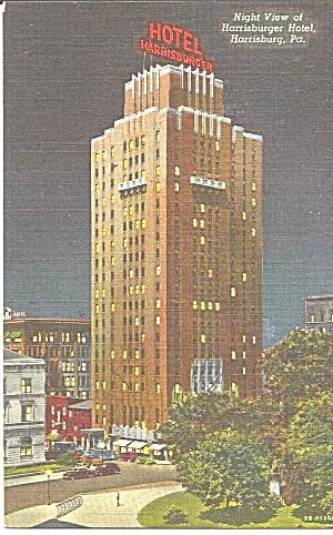 Harrisburger Hotel Harrisburg Pennsylvania p31504 (Image1)
