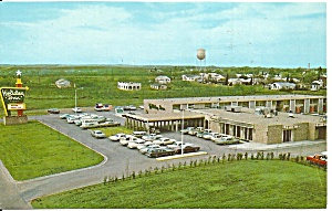 Holiday Inn Sweetwater Texas Postcard P31511